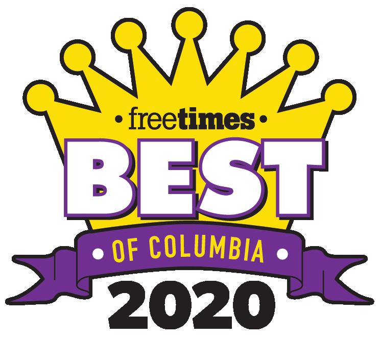 Best of Columbia Winner for 2020