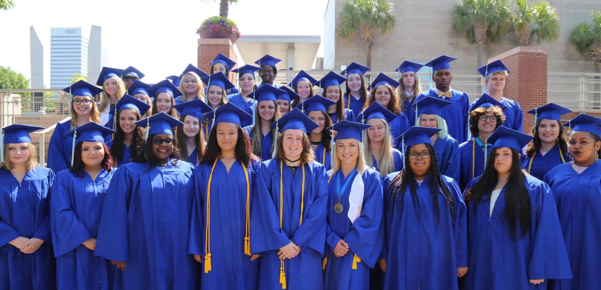 SCWS Graduation