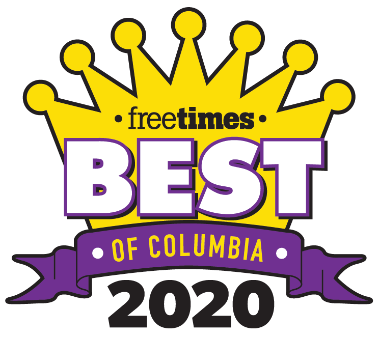 Best of Columbia Winner for 2020